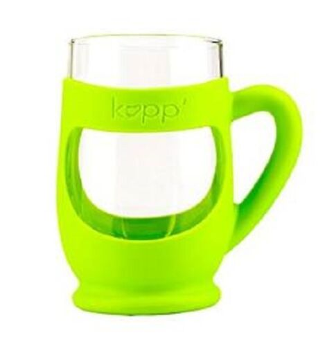 Drinking Cup with Silicone Handle Variety-4 Pack Kupp/' Kids Glass BPA Free 6 oz