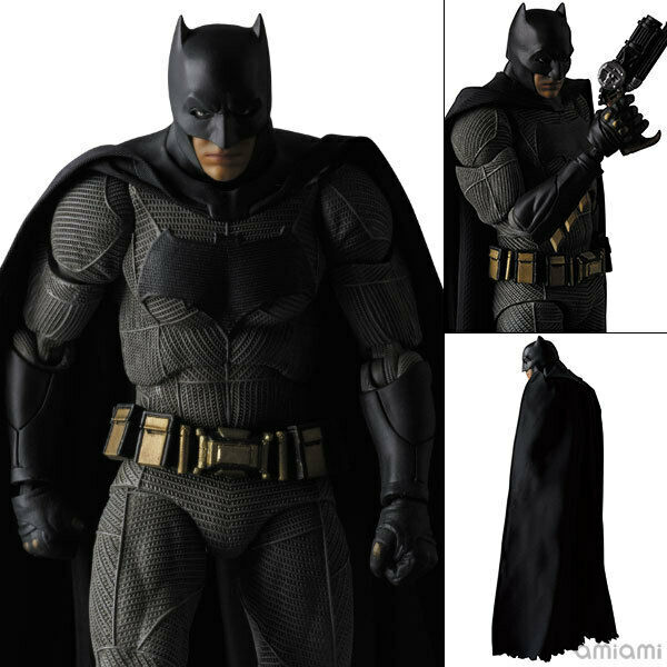 Dawn of Justice Action Figure 017 Toy Doll Model Batman MAFEX Batman v Superman
