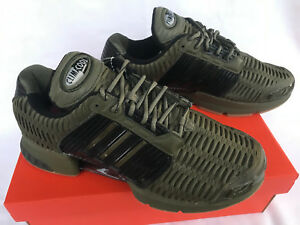 pretty nice 5fb1a 1b9e9 Image is loading Adidas-Clima-Cool-1-BB2793-Olive-Black-5K-
