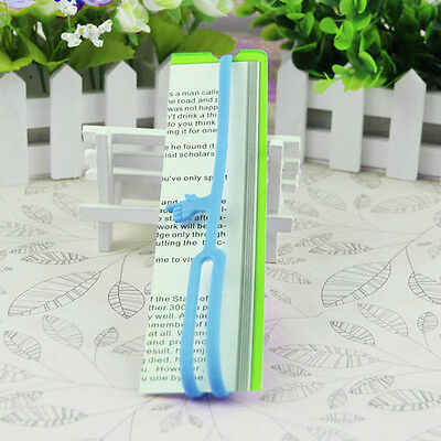 Cute Silicone Finger Pointing Bookmark Funny Book Marker Stationery Gift