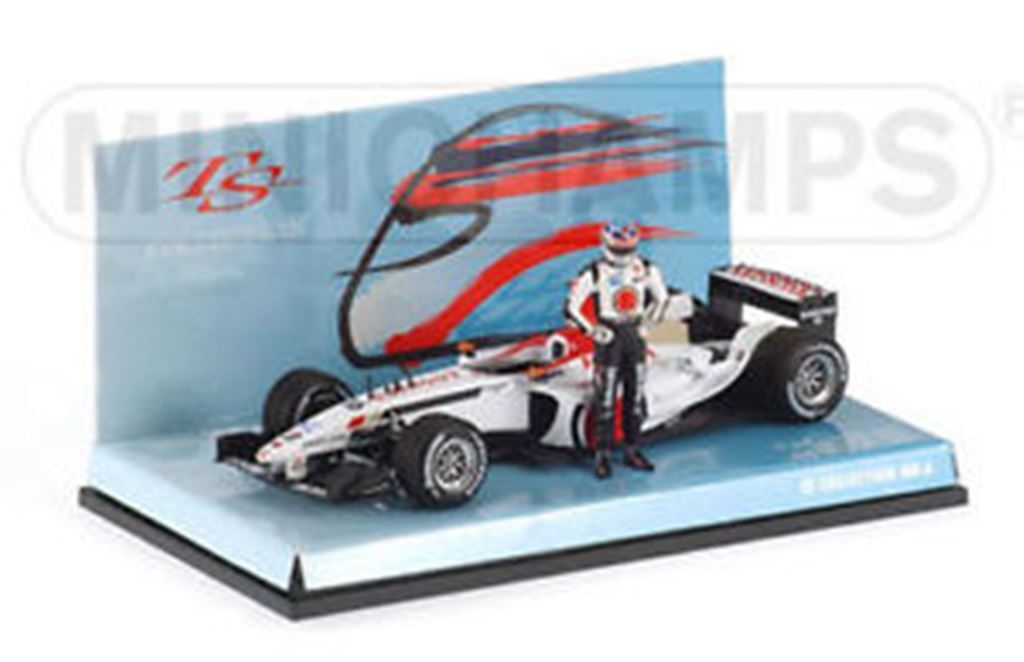 MINICHAMPS 004399 034316 034399 044310 BAR HONDA F1 cars  T SATO 2000-04 1 43rd