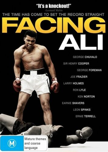 1 of 1 - Facing Ali DVD NEW