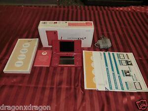 Nintendo-DSi-rojo-completamente-en-OVP-muy-bien-cuidadas-2-anos-de-garantia