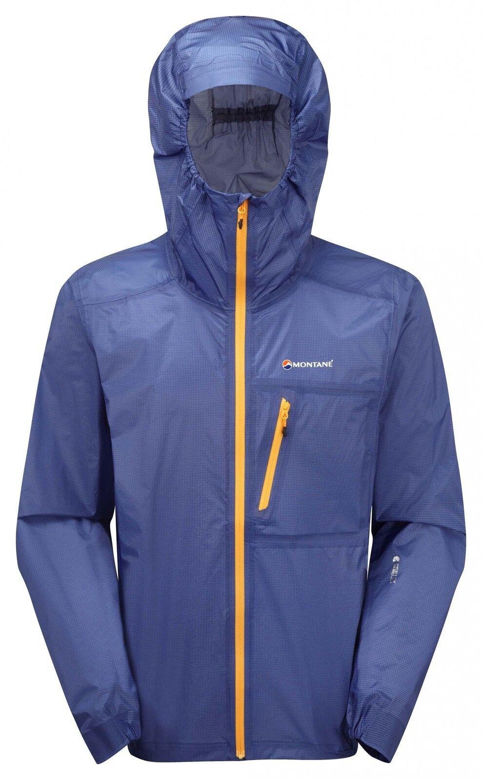 Montane Minimus 777 Jacket, Ultraleichte-3L-Jacke für Herren - nur 140 Gramm