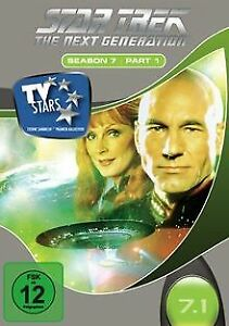Star-Trek-Next-Generation-Season-7-1-3-DVDs-DVD-etat-bon