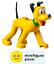 thumbnail 1 - Lego Disney 10776 - Pluto Yellow Dog Minifigure - New