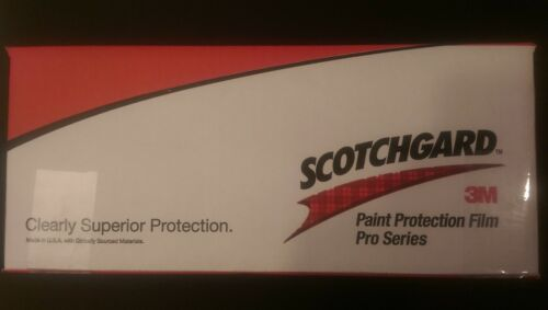3M Scotchgard Paint Protection Film Pro Serie Fits 2015 2016 2017 Subaru Outback