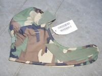 New with tag Military Woodland Cold weather cap helment liner size 6 3/4