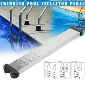 Swimming-Pool-Pedal-Replacement-Ladder-Rung-Steps-Anti-Slip-Accessories-neu