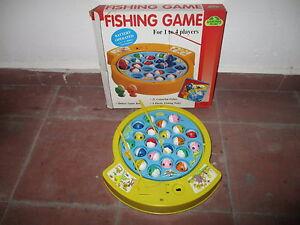 JUEGO DE PESCA FISHING GAME DE LOS AÑOS 90 / PESCA GAME FISHING GIOCO DEL 90