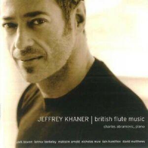 JEFFREY-ABRAMOVIC-CHARLES-KHANER-BRITISH-FLUTE-MUSIC-CD-NEU-VARIOUS