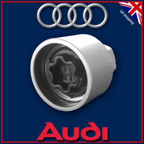 Audi Security Master Locking Wheel Nut Key 808 H 17mm Socket A6 A3 A4 A5 TT