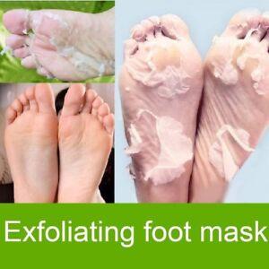 masque exfoliant pieds