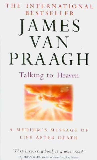 Talking To Heaven von James Van Praagh (2009, Taschenbuch)