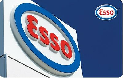 $100 Esso Gift Card PLUS $10 Price Privileges Card