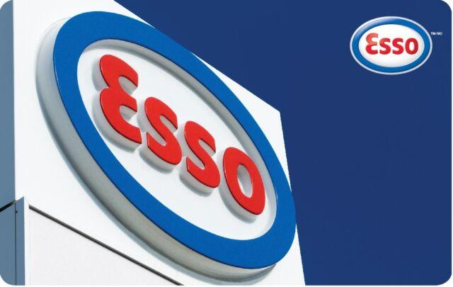 $100 Esso Gift Card for $99! Plus Bonus $10 Value Fuel Savings Card Free!