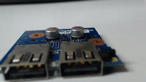 Original USB Port Board With Flex Cable For Hp Pavilion DV6