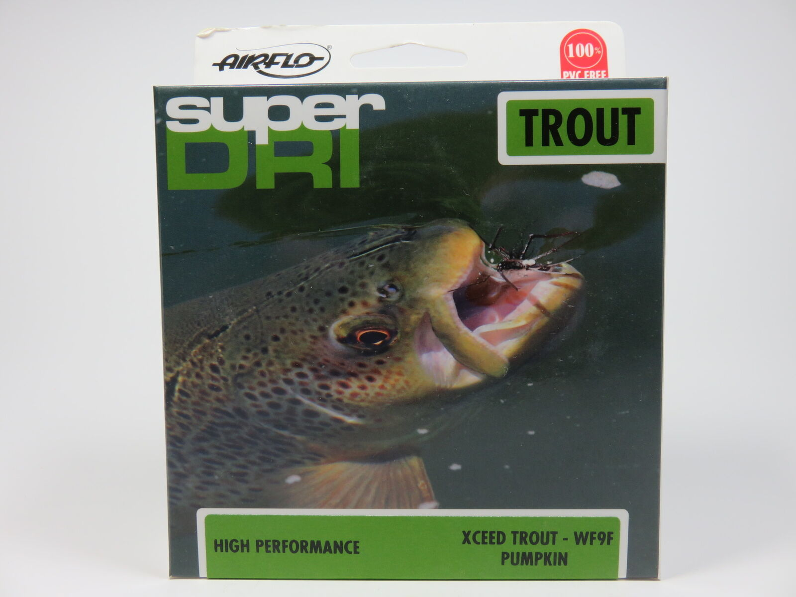Airflo SuperDri Trout Xceed Fly Line  WF9F