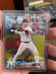 2018-Topps-Chrome-Update-Gleyber-Torres-RC-Rookie-Yankees