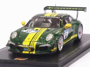 Porsche 911 Gt3-r Nurburgring 2017 Scheerbarth - Kolb God 1:43 Spark Sg328