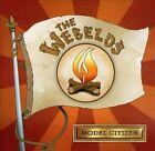 Model Citizen [Slipcase] by Webelos (CD, 2010, Nine To Forever Records)