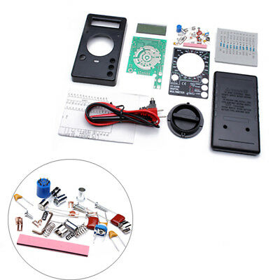 DIY DT830B Digital Multimeters Kit Electronic Learning ATF