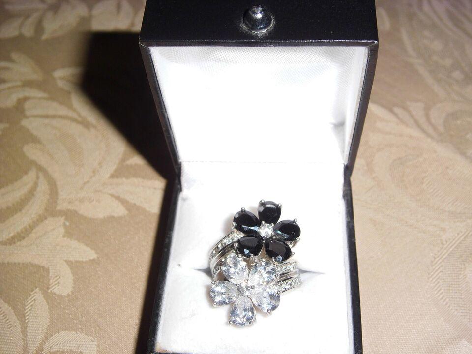 Ring, sølv, Joyeria Zenana