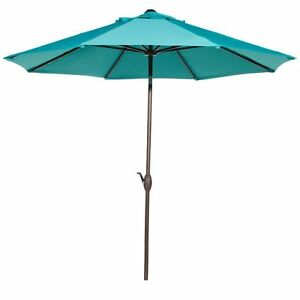 Image Is Loading 9 039 Sunbrella Fade Resistant Outdoor Market Patio