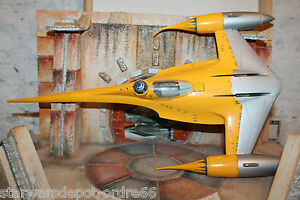 NABOO FIGHTER Star Wars Episode I Collection 1999