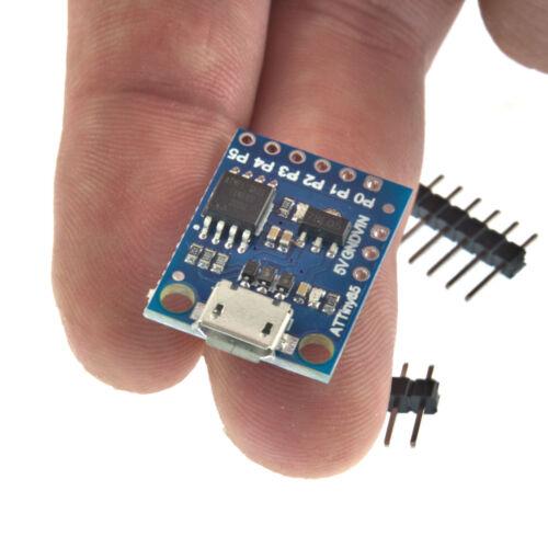 Micro USB Interface Digispark pédale de démarrage ATTINY 85 Development Board Arduino