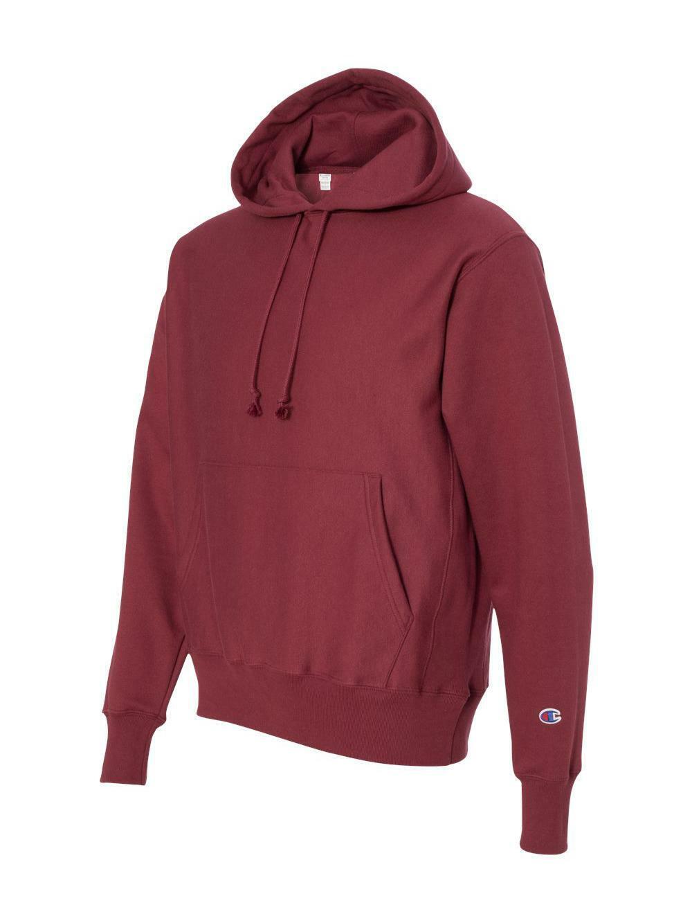 Champion Mens Reverse Weave Hooded Sweatshirt Heavy Hoodie S101 S,M,L,XL,2XL,3XL