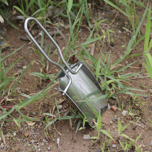 Multi-functional mini folding shovel survival spade emergency fishing camping Kx