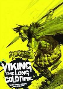 VIKING LONG COLD FIRE  TPB Image Comics BRANDON KLEIN