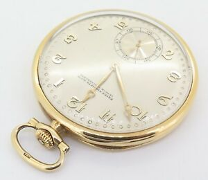 Antique-Patek-Philippe-18k-Yellow-Gold-47-5mm-18J-Pocket-Watch-Grogan-Co-Pitts