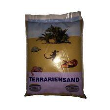 Terrariensand gelb trocken 5kg - Terrarium Sand Bodengrund