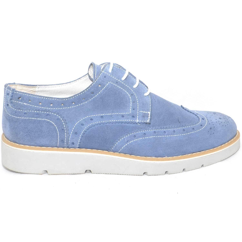 scarpe uomo italy stringate vera pelle scamosciato jeans made in italy uomo fondo gomma dop 862844