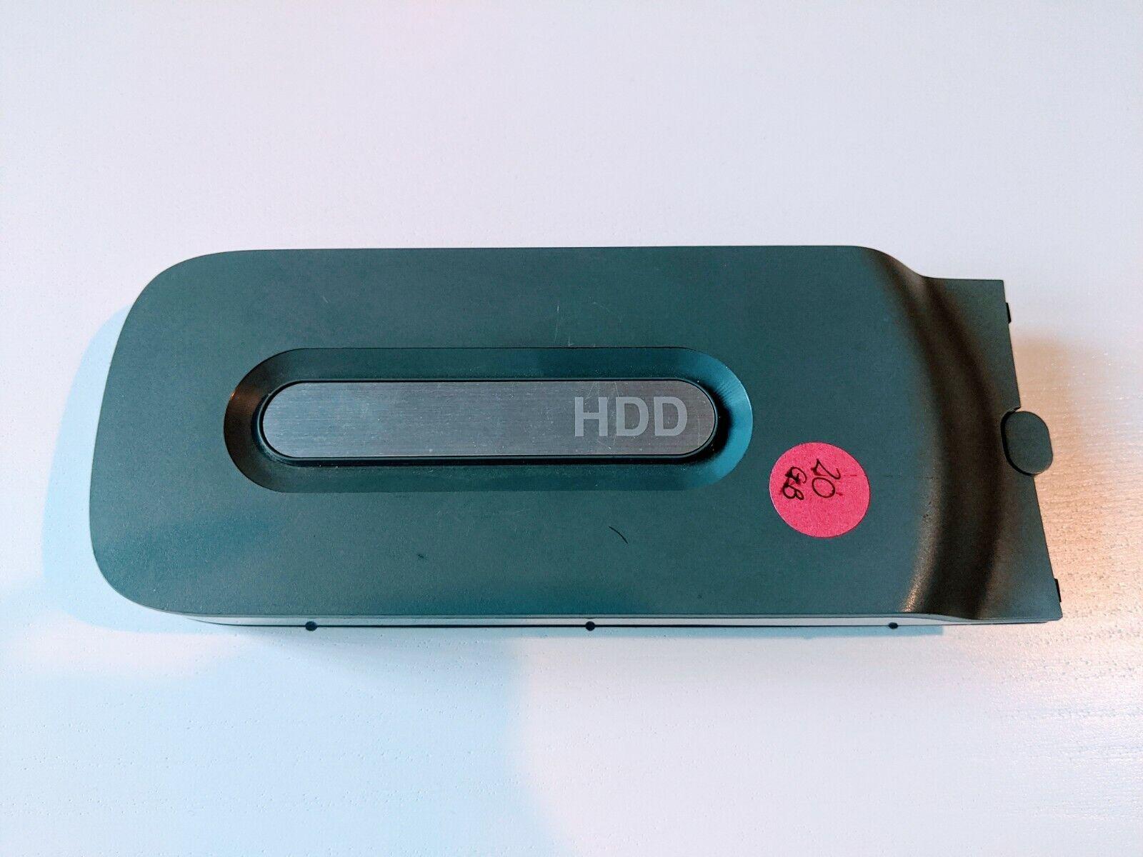 Used Official Microsoft Xbox 360 Arcade 20GB Hard Disc Drive X804671-003 Free P&