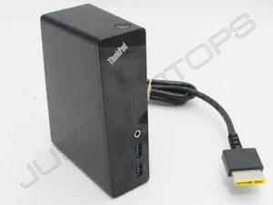 Lenovo THINKPAD Onelink Dock Mitternacht Schwarz 4X10A06092 4X10A06077 No PSU Hw