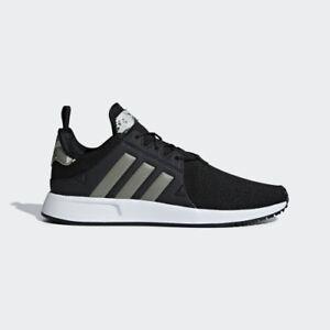 6f102ea60bfb4 New Adidas Men s Originals X PLR Casual Shoes (D96745) Black Ash ...