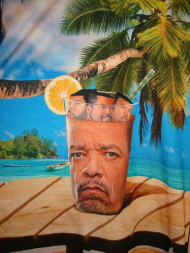Ice T  Ice CUbe hip hop t shirt RARE design Funny