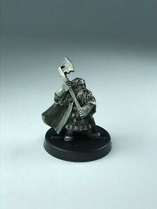 Metal-Dwarf-King-LOTR-Warhammer-Lord-of-the-Rings-X689