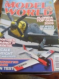 RCMW-RC-MODEL-WORLD-JULY-2009-LONG-EAZY-PLAN-BLERIOT-XL-PARKZONE-T-28