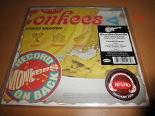 "Cereal Box Singles [4 x 7"" Flexi Disc] by The Monkees (Vinyl, Jan-2016, 4 Discs, Rhino (Label))"