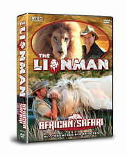 LIONMAN AFRICAN SAFARI 10 EPISODES THE LION MAN JABULA BIG CAT SANCTUARY