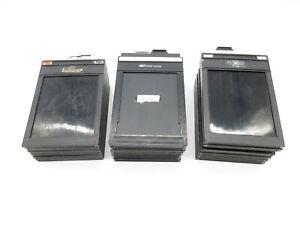 20 Stück Cut Film Holder 9x12cm Doppelplanfilmkassetten