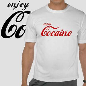 17a1744760e La foto se está cargando Funny-T-Shirt-coque-parodia-Tee-Para-Hombre-