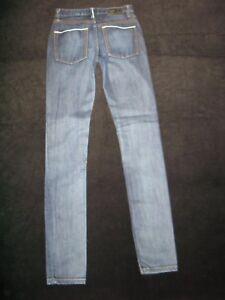 Distressed Coupe Tower Womens Dark Sz 1 Jeans skinny Volcom High Sx0HvIqHw
