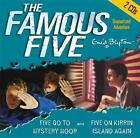 The Famous Five. Five Go to Mystery Moor / Five on on Kirrin Island. 2 CDs (2004)