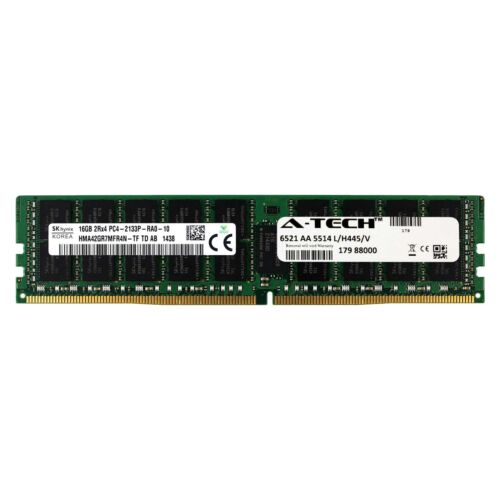 DDR4 2133MHz Hynix 16GB Module Lenovo ThinkServer TD350 4X70F28590 Memory RAM