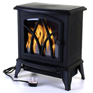 Outstanding Details About 2000W Electric Fireplace Heater Wood Burner Cast Effect Log Heater Stove Uk Main Download Free Architecture Designs Parabritishbridgeorg